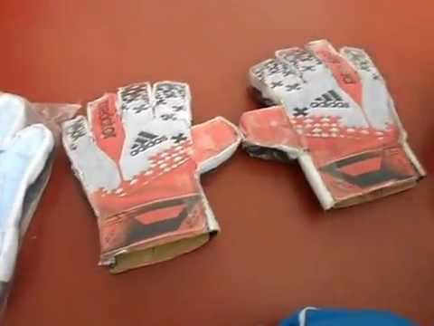 Guantes de carton youtube for Como hacer criadero de truchas