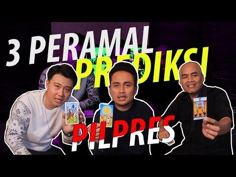 3 PERAMAL PREDIKSI PILPRES 2019 , INILAH PEMENANGNYA !!