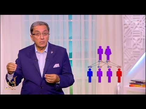 الحكيم في بيتك   د. أيمن مكاوي يتحدث عن خطورة زواج الأقارب   الجزء الأول