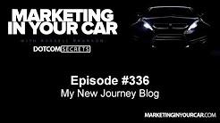 336 - My New Journey Blog
