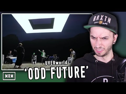 "Reacting To UVERworld - ""ODD FUTURE"""