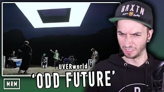 "Today I react to the song ""ODD FUTURE"" by UVERworld!!! MERCH HERE: ..."