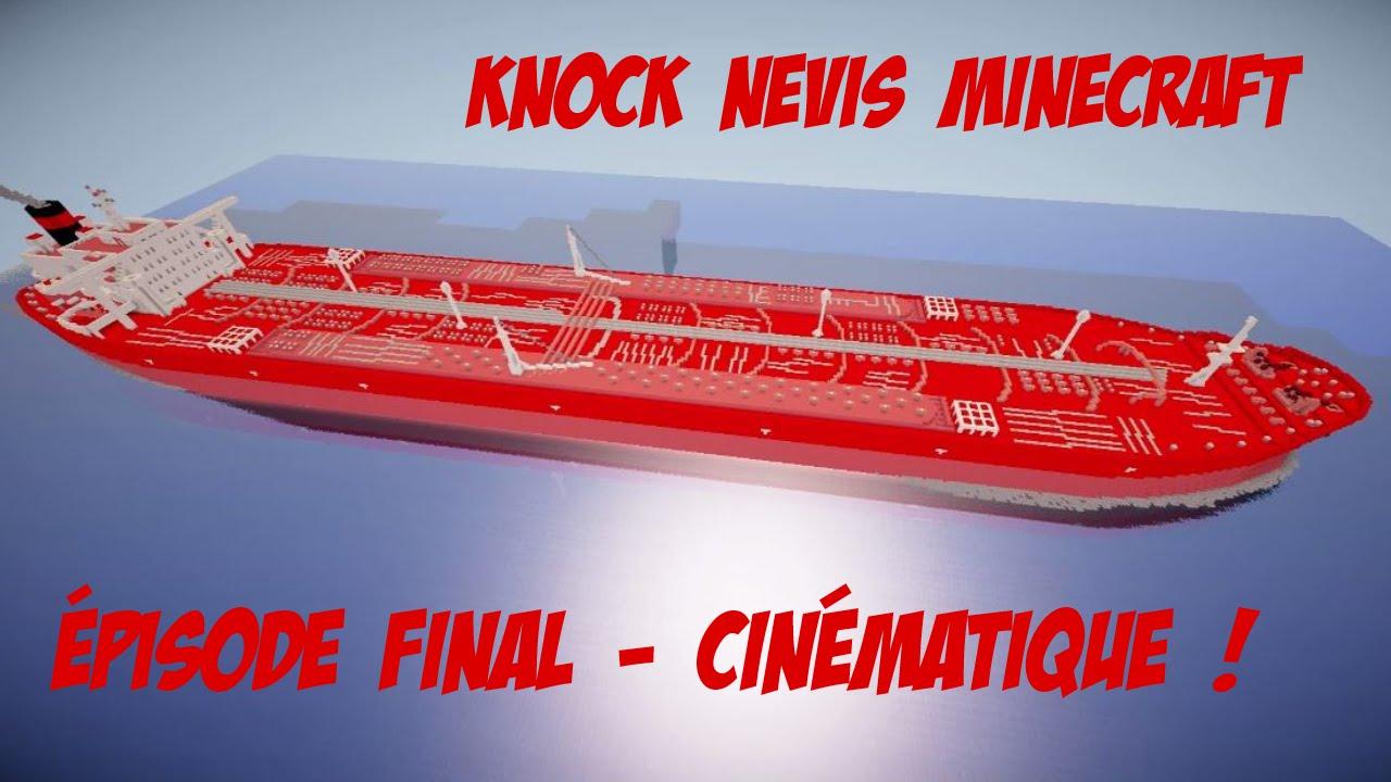 Minecraft - Knock Nevis Ep4 - Cinématique et téléchargement