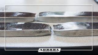 Рвём сварные швы Aurora для Газпрома(Группа компаний AURORA в сотрудничестве с Северо-западным региональным головным аттестационным центром НАКС..., 2016-04-25T13:36:23.000Z)