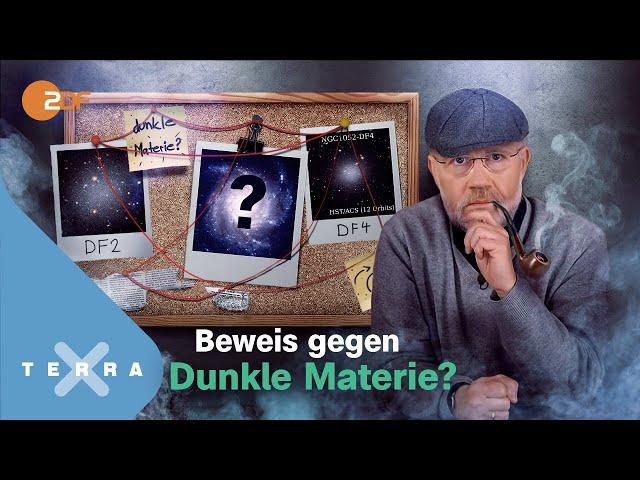 Mysteriöse Galaxien – Zweifel an Dunkler Materie?   Harald Lesch