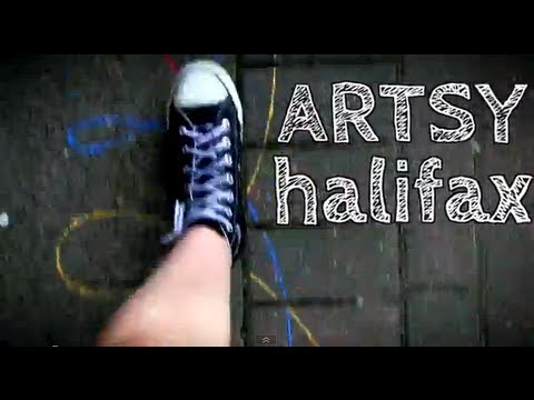 My Nova Scotia: Artsy Halifax