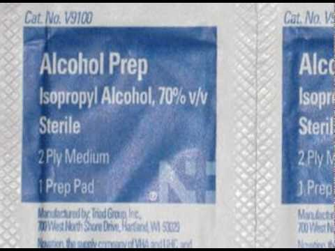 Triad Alcohol Pad Recall: The Dangers And Your Legal Rights