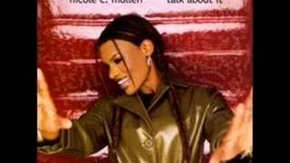 Watch Nicole C Mullen Talk About It say So video