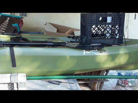 Repeat lifetime tamarack 120 angler kayak Review After 3