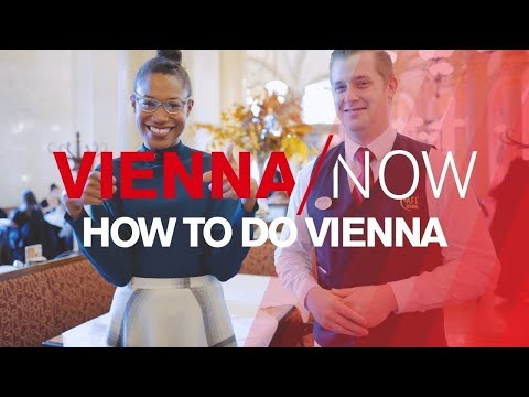VIENNA/NOW - How to do Vienna