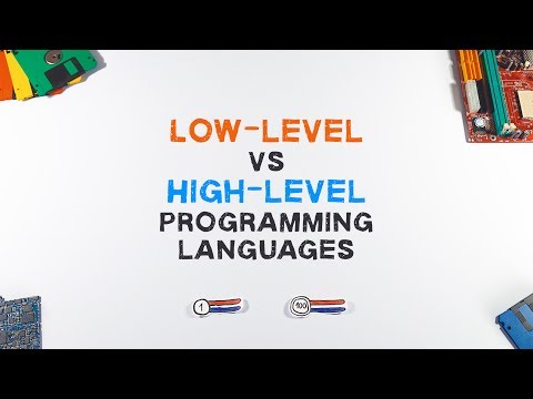 Low-Level vs High-Level Programming Languages