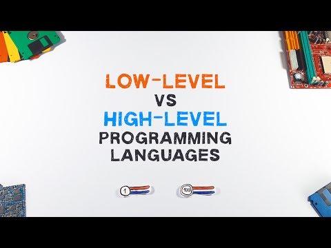 Low-Level Vs High-Level Programming Languages