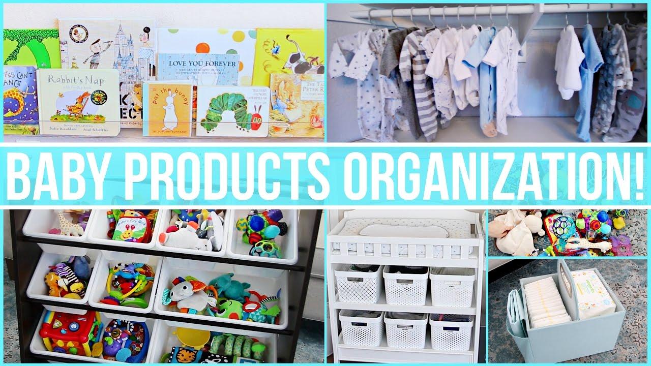Ihram Kids For Sale Dubai: ULTIMATE BABY ORGANIZATION! Toys, Clothes, Diaper Bag