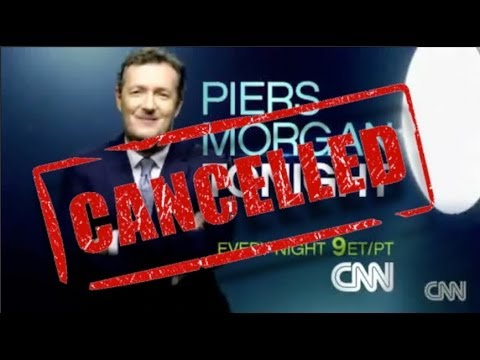 Piers Morgan - You're Fired!