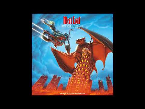 Meat Loaf - Everything Louder Than Everything Else