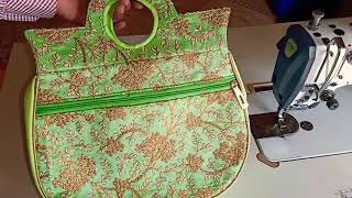 How to make hand bag at home