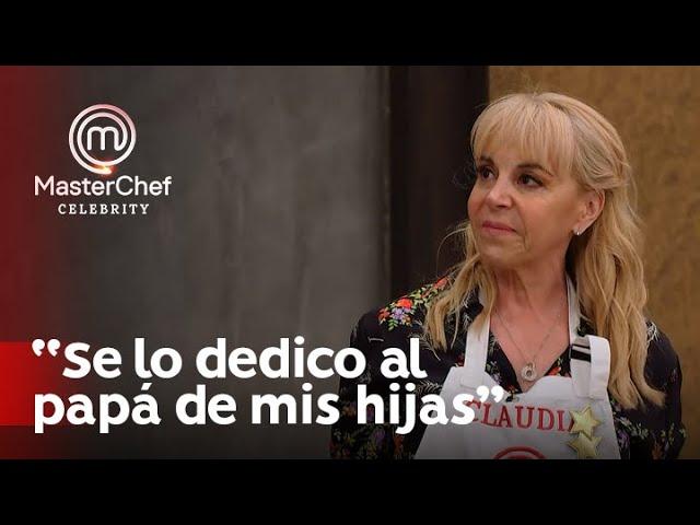 El homenaje de Claudia Villafañe a Diego Maradona - MasterChef Argentina 2020