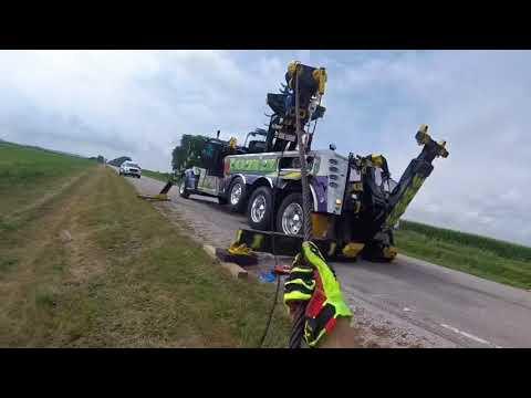 Rotator work ep #104 road block