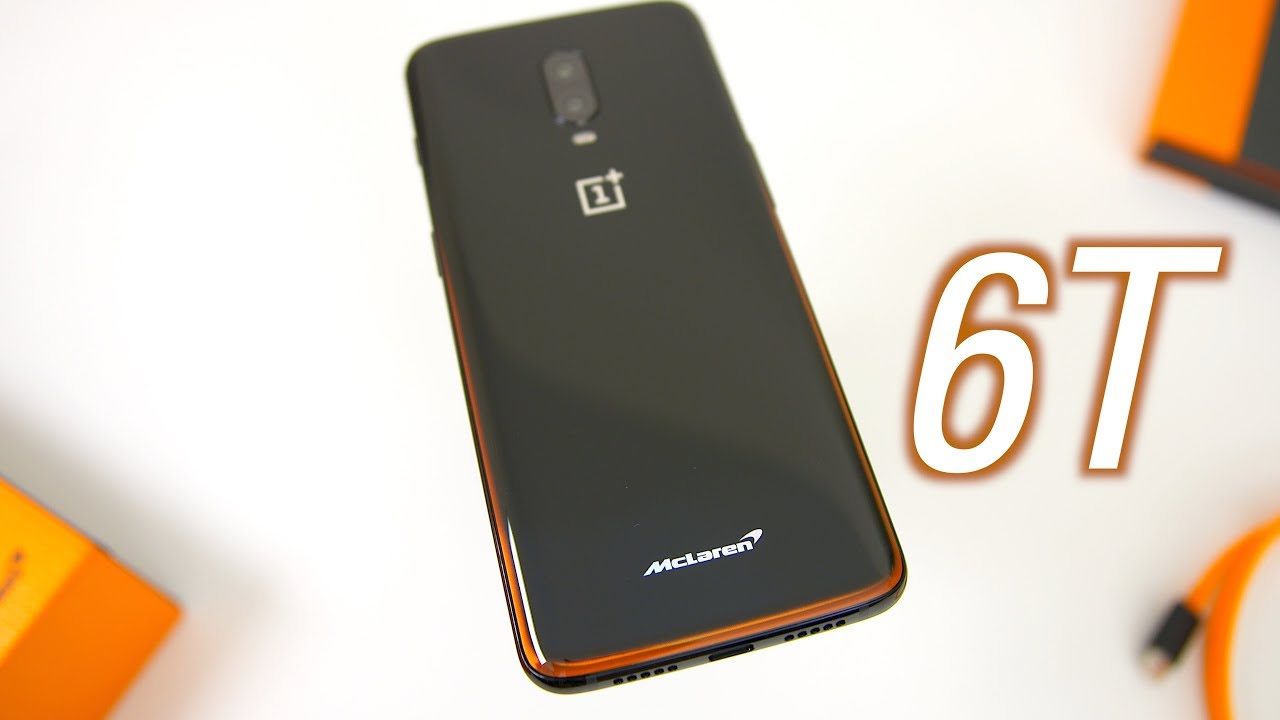 OnePlus 6T - REAL Day In the Life! (McLaren Edition)