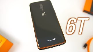 OnePlus 6T McLaren Edition Review Videos