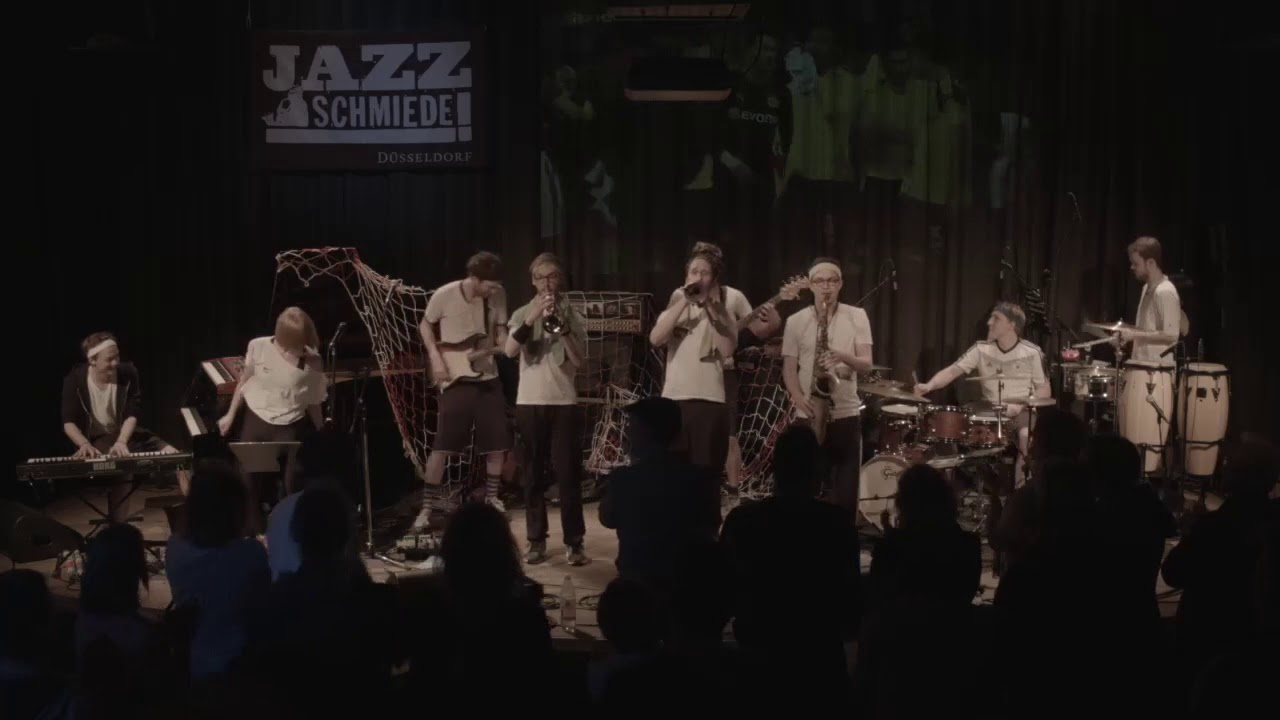 RSG LIVE @ Jazz-Schmiede - Talking About Good Love (Electro Deluxe Cover)