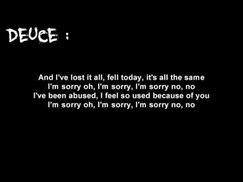 Hollywood Undead - Black Dahlia [Lyrics]