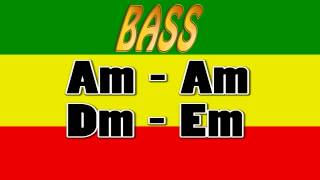 Reggae Backing Track for Bass #2 [Suggestions are welcome!]