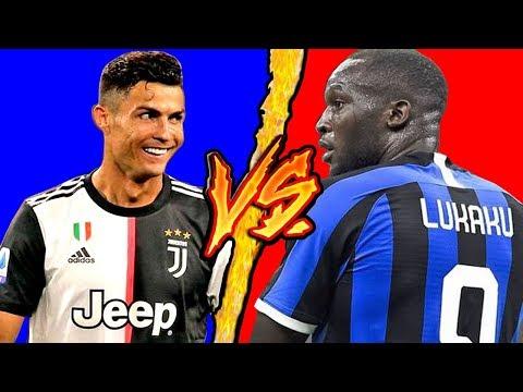 Ronaldo VS Lukaku (Juventus VS Inter) - Battaglia Rap Epica - Manuel Aski