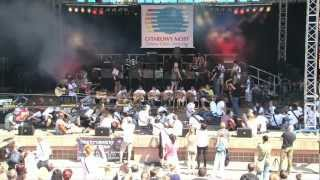 Wild Thing (The Troggs) - The Sharon Band & Kamerton podczas Gitarowego Mostu 2012
