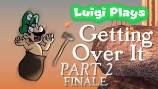 Luigi Plays: GETTING OVER ITTT - PART 2 (FINALE)