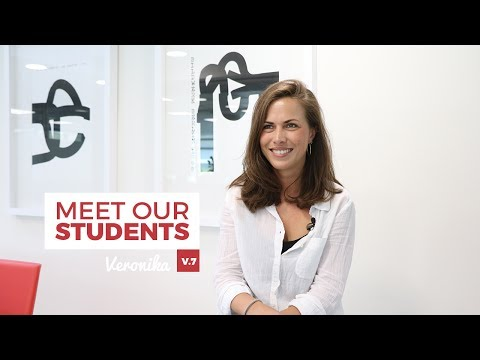 Meet Our Students! - VERONIKA, Don Quijote Granada