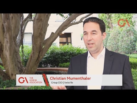 Technology will have an impact across the whole insurance value chain - Christian Mumenthaler