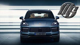 2018 Porsche Cayenne test drive unlimited -  what car - Motorshow