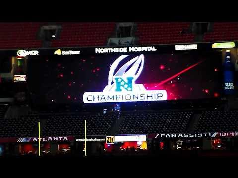 PreGame Green Bay Packers Atlanta Falcons 2016  NFC Championship Game