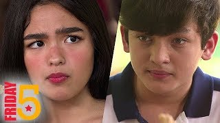 5 'kilig' scenes that proved Mikoy is Marga's 'knight in shining armor' | Friday 5