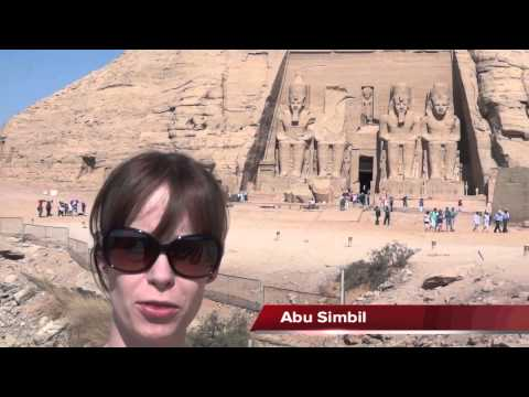 The Clueless Traveler in Luxor, Egypt