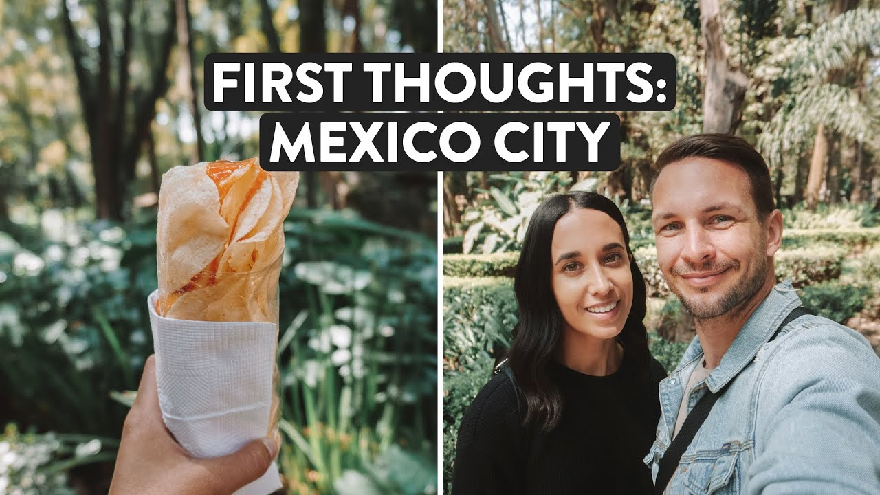 We're Shocked By Mexico City! Roma Norte & La Condesa Walking Tour