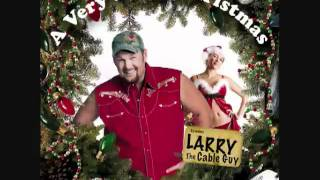 Watch Larry The Cable Guy Twisted Christmas Carols video