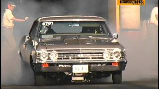 1967 Chevelle SS396 with 548cid motor & 2 stage Nitrous - Drag Racing (1300hp)