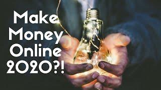 Top ten ways to make money online in 2020