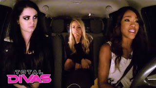 Paige must defend her new boyfriend to Alicia Fox: Total Divas Preview Clip: July 28, 2015
