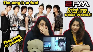 """2PM HOTTEST TIME OF THE DAY! Indians React to 2PM's """"10…"""