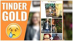 Tinder Gold: Spar Dir dein Geld - Gibt nur 1 Vorteil