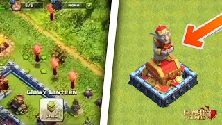 2020 Lunar New Year Update LEAKS! | Clash of Clans Chinese New Year Update