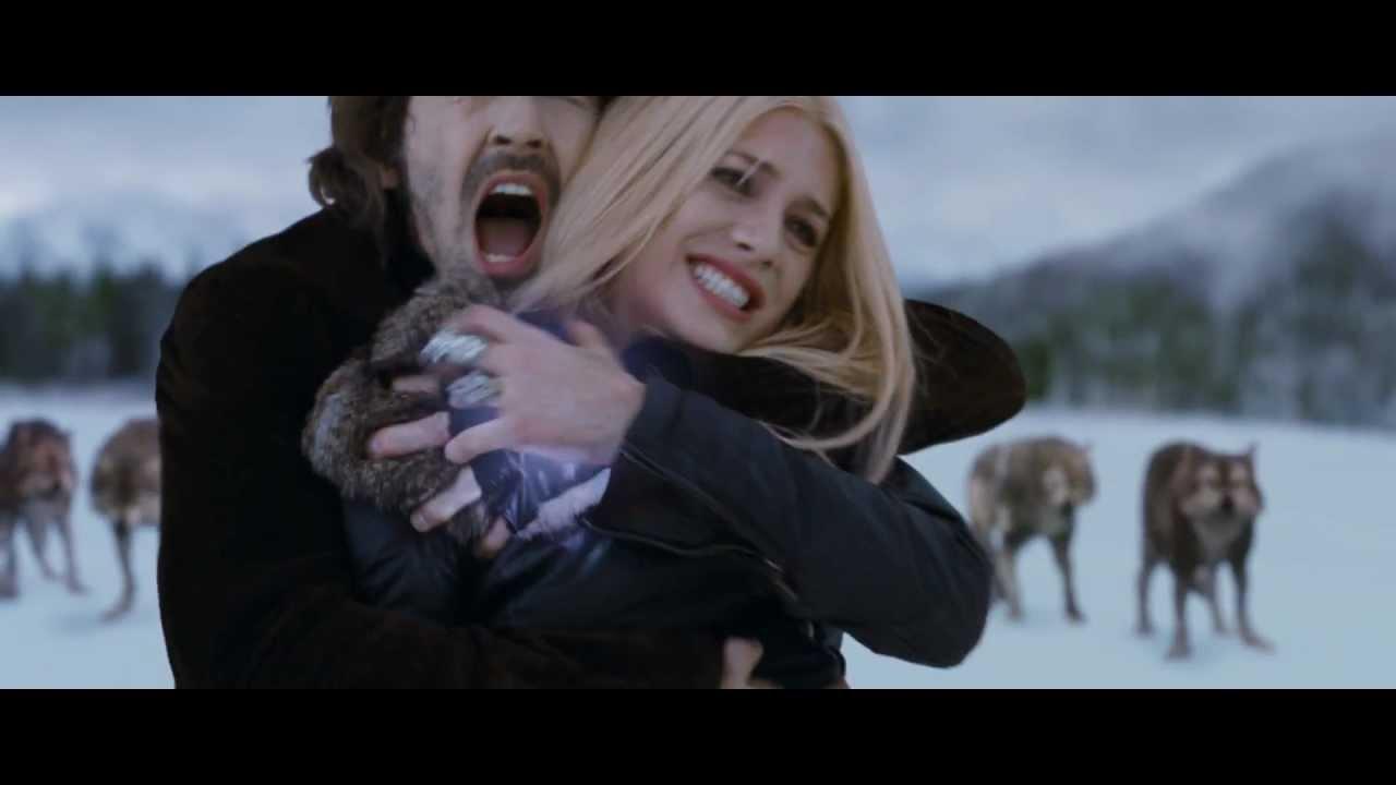 The Twilight Saga Breaking Dawn Part 2 Theatrical Trailer