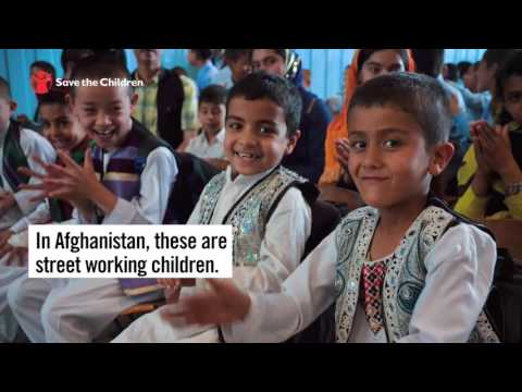 Afghanistan hosts child concert with Farhad Darya