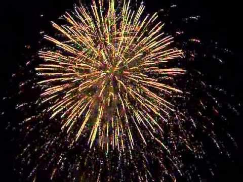 Anzano del Parco Fuochi d'Artificio Tradizionali 2011