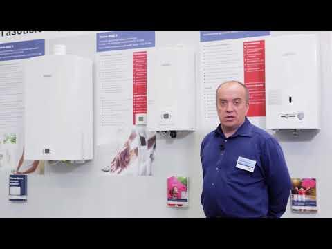 Видеообзор газовой колонки Bosch Therm 4000 S  WTD AM E