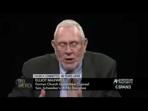 Church Committee Hearings Domestic FBI Informants 1975