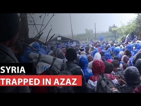Syria | People trapped in Azaz urgently need safe haven